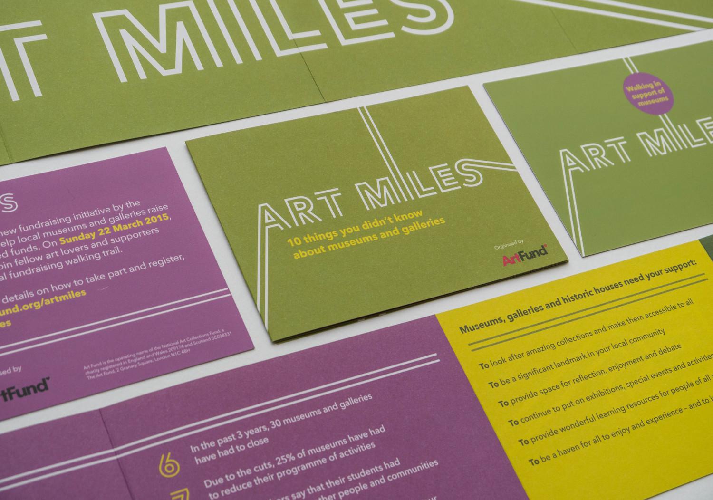 Art Fund Art Miles design by Park Studio