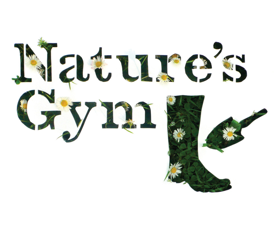 Creative campaign identity for Nature's Gym – Park Studio