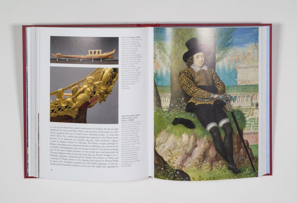 Art, Passion & Power book design by Park Studio