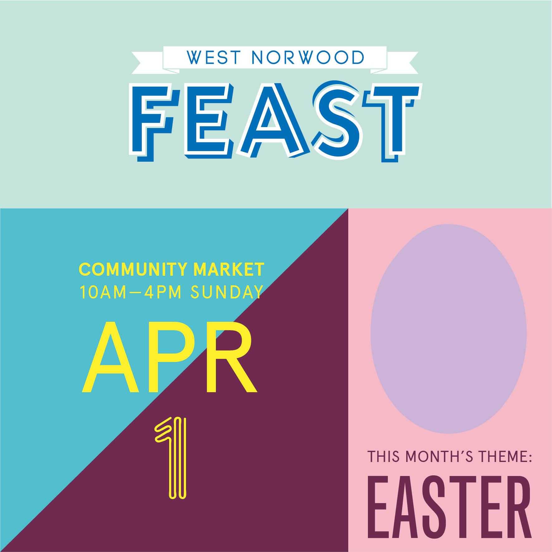West Norwood FEAST design by Park Studio