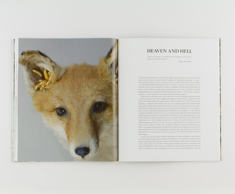 Book design for Telling Tales – Park Studio